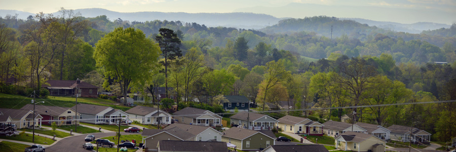 Overview of Appalachian Subdivision