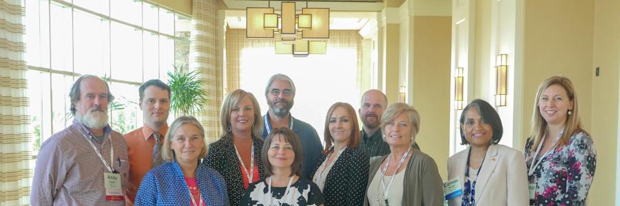Wells Fargo Fellows at the Fahe Annual Meeting