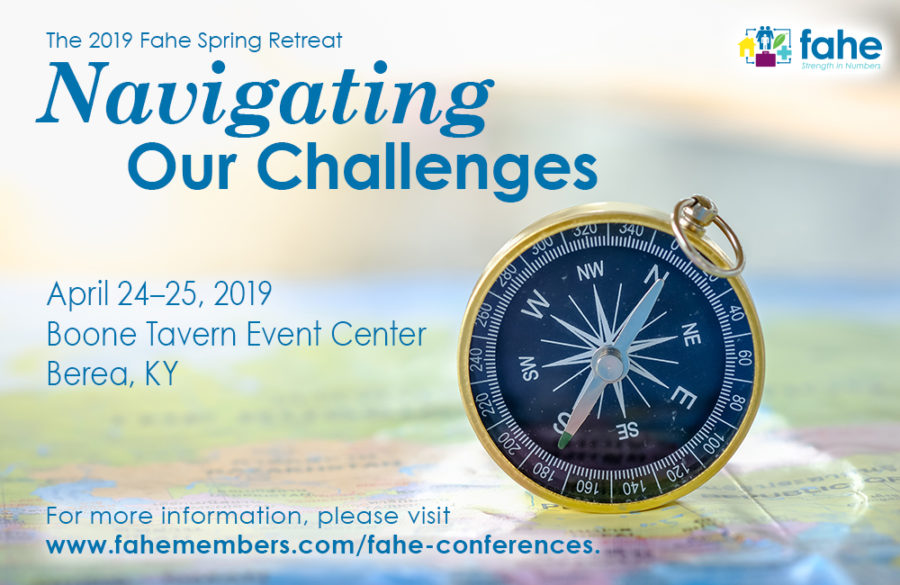 2019 Fahe Spring Retreat